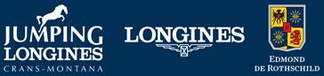 Jumping Longines Logo